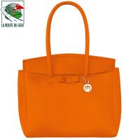 Skimp, sac à main Le Félix orange