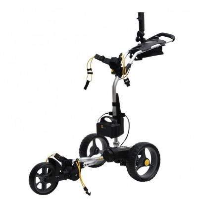 Chariot électrique Trolem T-BAO Argent