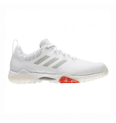 Chaussures de golf Adidas CodeChaos blanche