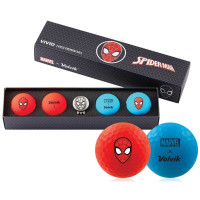 Balles de golf Volvik Marvel Spider Man