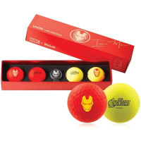 Balles de golf Volvik Marvel Iron Man