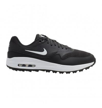 Chaussures de golf Nike Air Max 1 G Noir