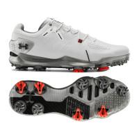 Chaussures de golf Under Armour Spieth 4 GTX Blanche