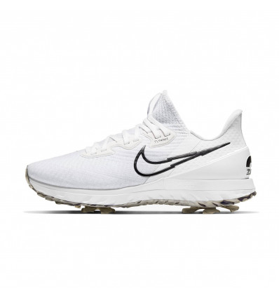 Chaussures de golf Nike Air Zoom Infinity Tour Blanc