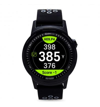 Montre GPS GOLFBUDDY AIM W10 Noir