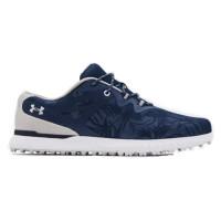 Chaussures Under Armour Femme bleu motif