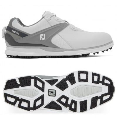 Chaussures de golf FootJoy PRO SL Blanc