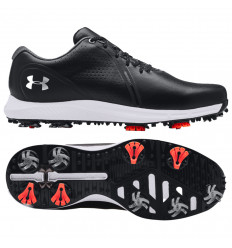 Chaussures Under Armour Charged Draw RST E noir