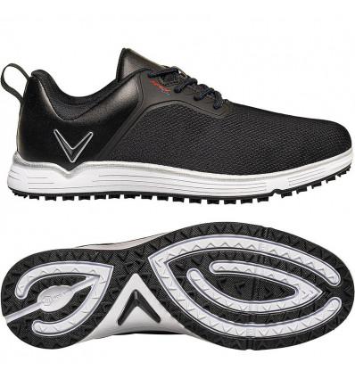 Callaway Mens Apex Lite Spikeless Golf Shoes Sports Training noir