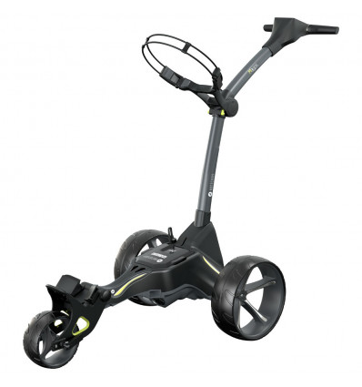 Chariot électrique Motocaddy M3 GPS Lithium Graphite
