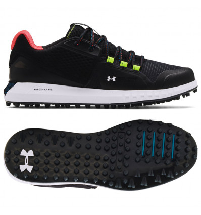 Chaussures Under Armour HOVR Forge RC SL Noir