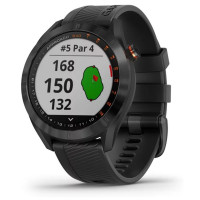 Montre GPS Garmin Approach S40 Premium Noire